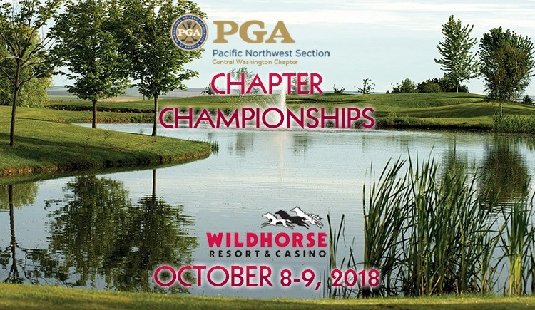 CWCPGA Chapter Championship @ Wildhorse Resort GC